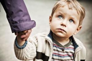 röövitud laps